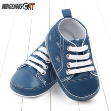 Summer New Canvas Baby Sneaker Sport Shoes for Girls Boys Newborn Walker Infant Toddler Soft Bottom First Walkers