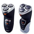 New High-precision Mesh 3 Heads Electric Shaver Rechargeable Black Washable razor 5085 free shopping