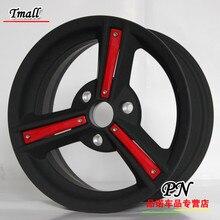 15 дюймов для SMART Hub SMART Benz до и после Оригинальное стальное кольцо с ELF SMART Wheels 57,1 3X112 концентратор алюминиевое кольцо