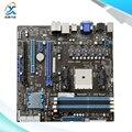 Для Asus F2A85-M Оригинальный Используется Для Рабочего Материнская Плата Для AMD A85X Гнездо FM2 Для APU DDR3 SATA3 Micro-ATX На продажа