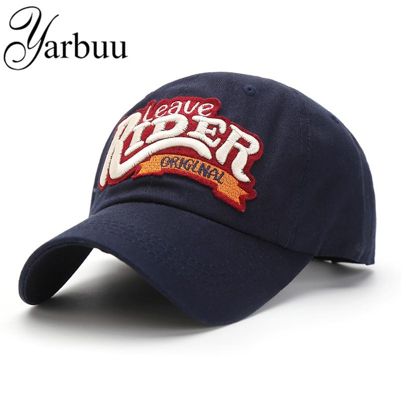 [YARBUU] Beyzbol kapaklar Pamuk Snapback Yetişkin Şapka erkekler ve - Elbise aksesuarları - Fotoğraf 1