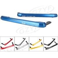 Motorbike Rear Passenger Seat Grab Bar Hand Rail w/Bolts For Yamaha MT 09 FZ 09 MT09 FZ09 2013 2014 2015 2016 CNC Aluminum