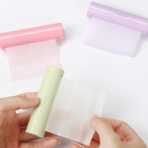 Image 1 - נוח למשוך סוג מפתח טבעת יד לשטוף נייר סבון אנטיבקטריאלי אנטי וירוס פתיתי נסיעות נייד ריחני פרוס אמבט סבון
