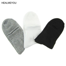 1 Pairs High Quality Men Cosy Cotton Socks CREW SOCK 3 Colors