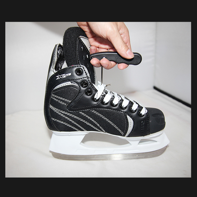 Skate-schuhe Intelligent Professionelle Engen Schuhe-spitze Krawatten Getriebe Werkzeug Mit Haken Faltbare Tragbare Für Eislaufen Eiskunstlauf Schuhe Ting 9 Cm X 6,5 Cm Um 50 Prozent Reduziert
