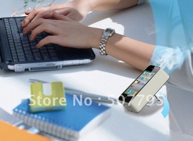 hot sale 2014 new fashion Summer essential - Mini Pocket Air Conditioner / USB air conditioning fan free shipping