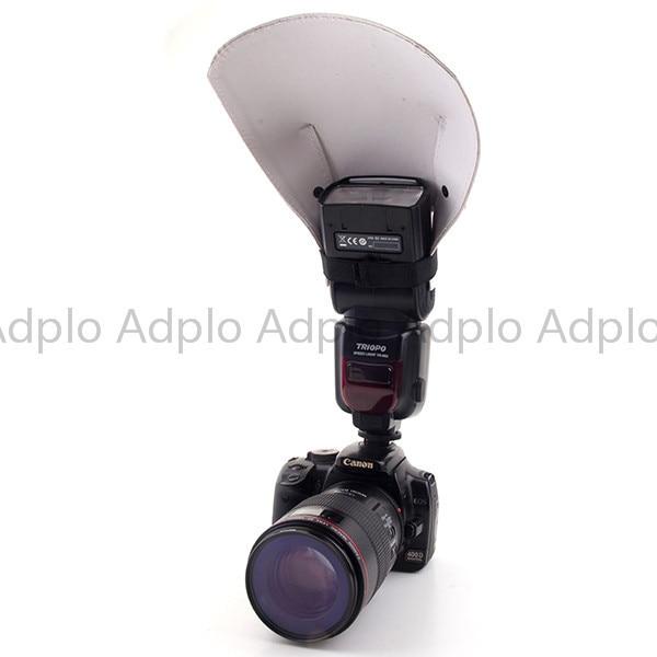 Pixco Universal Arc-Shape Reflector Flash Diffuser//Reflective Spade