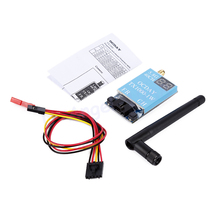 1pcs OCDAY FPV 5.8G 40CH TX1000 1000MW 7-26V Wireless AV Image Transmitter