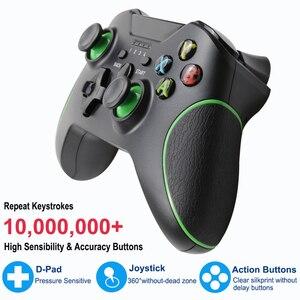 Image 5 - 2.4G وحدة تحكم لاسلكية غمبد ل Xbox One وحدة التحكم ل PC win 7/8/10 ل PS3 وحدة التحكم ل أندرويد/الهاتف/التلفزيون المقود