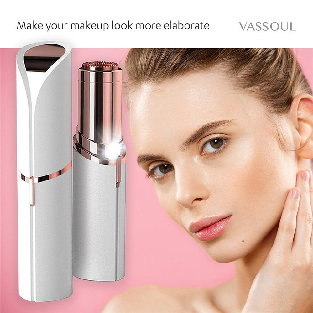 Flawless Women's Painless Facial Hair Remover