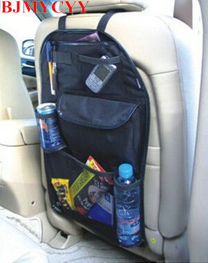 BJMYCYY Araba styling Organizatör Oto Cep Saklama Çantası Araç - Araç Içi Aksesuarları - Fotoğraf 1