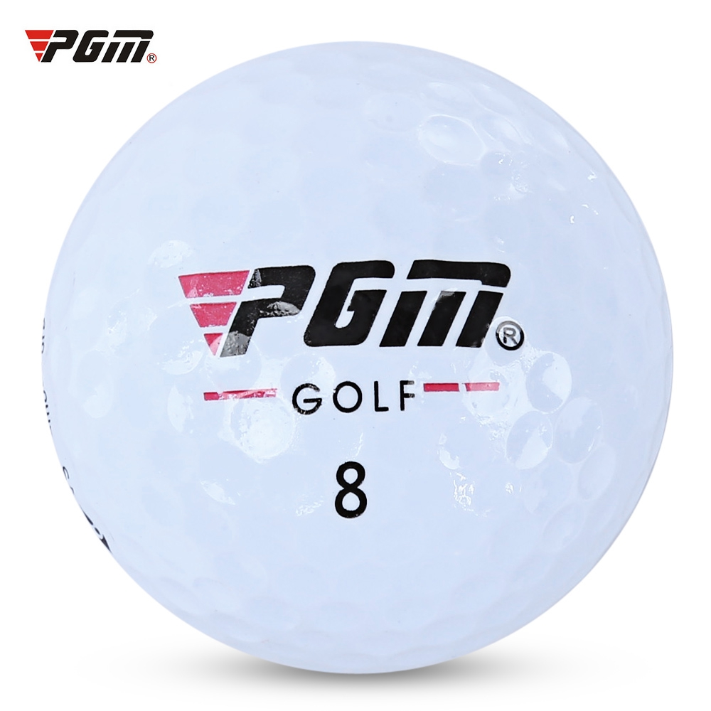 PGM Practice Golf Balls 12pcs Durable Golf Ball With Three