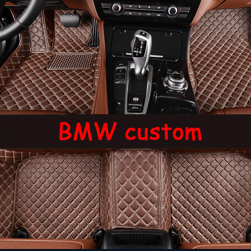 Bmw Z4 Floor Mats Beige: Car Floor Mats For BMW F10 F11 F15 F16 F20 F25 F30 F34 E60