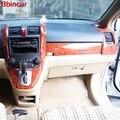 ABS специальный Краски интерьера Upgrade Kit 9 шт./компл. для Honda CRV 2007 2008 2009 2010 LHD