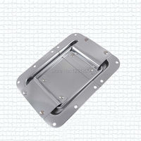free shipping hinge Yongda air box lock support hinge box buckle hardware spring hasp supply