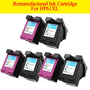 J110a J210a J310a GN 3 set 61XL Refilled Ink Cartridge replacement for HP 61 XL