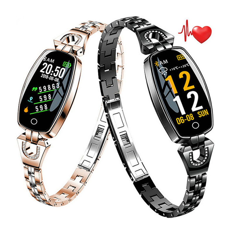 H8 Smart Band for Women Famous Brand Smart Bracelet Heart Rate Blood Pressure Measurement Fitness Tracker Health Smart WristbandH8 Smart Band for Women Famous Brand Smart Bracelet Heart Rate Blood Pressure Measurement Fitness Tracker Health Smart Wristband