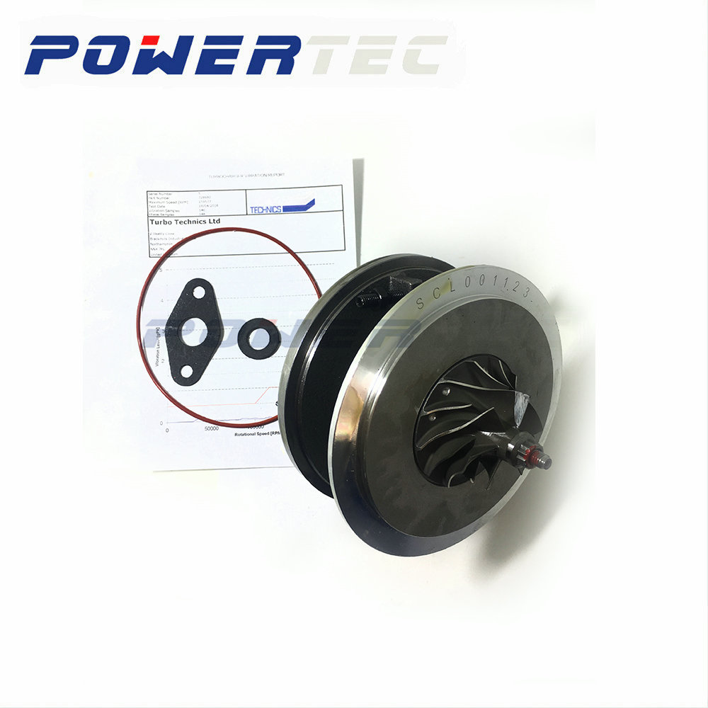 Turbocharger balanced turbo CHRA GTA1749MV turbine cartridge 728680 for Ford Mondeo III 2.0 TDCi Puma 4S7Q6K682EL 4S7Q6K682EFTurbocharger balanced turbo CHRA GTA1749MV turbine cartridge 728680 for Ford Mondeo III 2.0 TDCi Puma 4S7Q6K682EL 4S7Q6K682EF