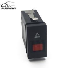 Высокое качество! Новые аварийный сигнальный предупредить полный экран защитное закаленное стекло для Audi, на рост 80, 90, A4 S4 100 Quattro 8D0 941 509D/8D0 941 509D/8D0941509D