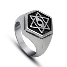 316L Stainless Steel Masonic Ring for Men, master masonic signet ring, free mason ring jewelry