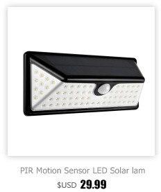 led solar pir