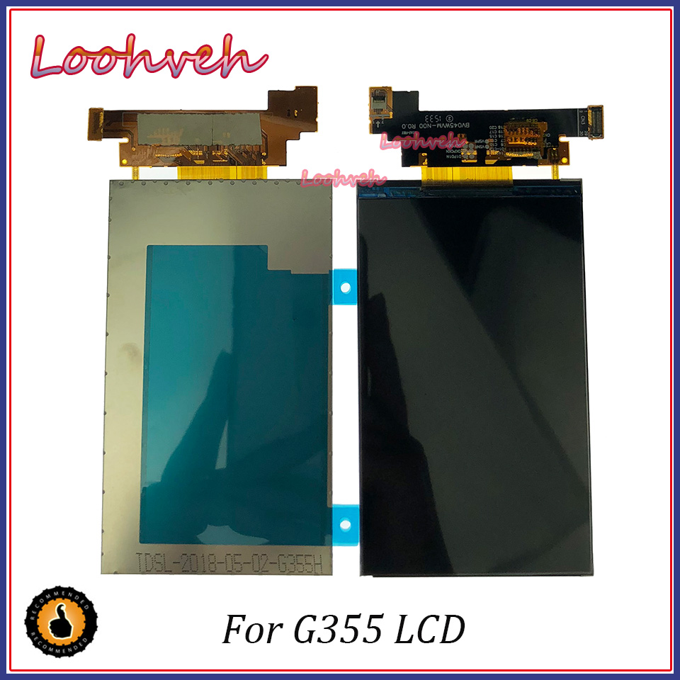 High-Quality LCD For Samsung Core 2 SM-<font><b>G355H</b></font> G355M <font><b>G355H</b></font> G355 LCD <font><b>Display</b></font> Free Shipping image