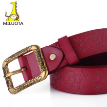 Classic High Quality 100% genuine leather Unisex belt