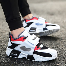 4f847c3a4832f6 Sialia Winter Sneakers For Children Sport Shoes Boys Sneakers Girls Trainers  Basketball Plush Warm Snow Shoes Men tenis feminino