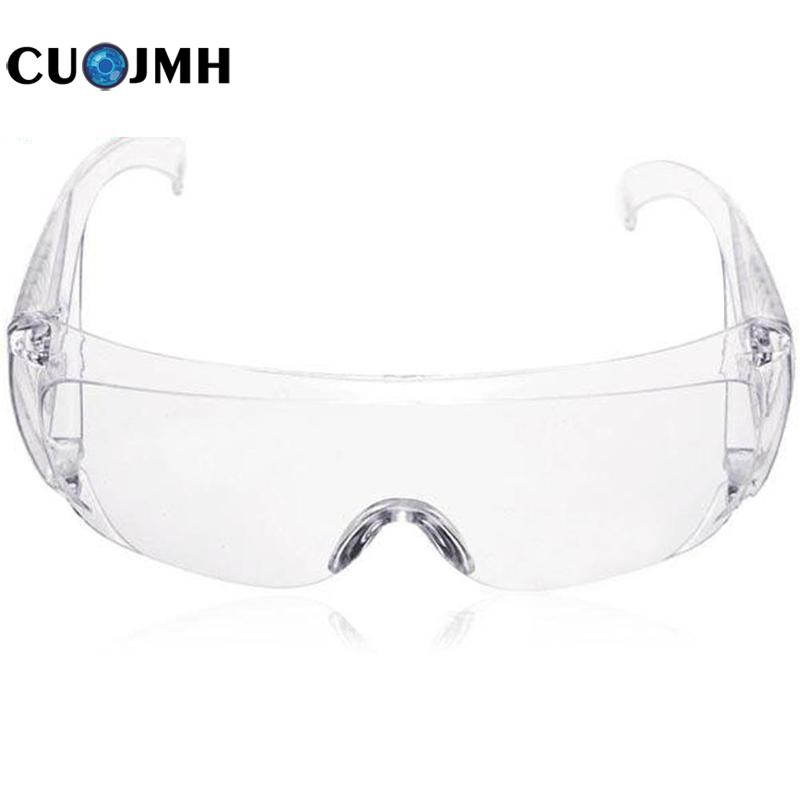 Comfortable Protective Glasses Dustproof Transparent Eye Mask Anti-shock Laboratory Chemistry Labour Protection GogglesComfortable Protective Glasses Dustproof Transparent Eye Mask Anti-shock Laboratory Chemistry Labour Protection Goggles