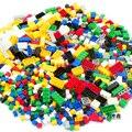 Woma building blocks 1000 unids diy creativo ladrillos ladrillos juguetes para niños educación compatible leping brinquedos envío gratis