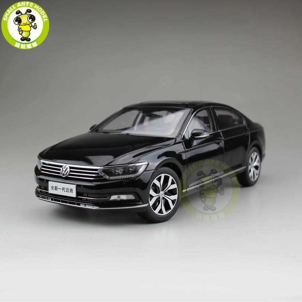 1/18 FAW VW Magotan Passat B8 Diecast Car Model Toys Boy Girl Birthday Gift Collection Hobby Black стоимость