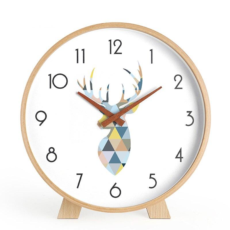 electronic thermometer desktop clock despertador reloj sobremesa decorativo al harameen small digital clock reloj pendulo watch desk horloge (15)