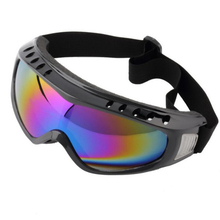 Hot Colorful Unisex Safety Goggles Motorcycle Cycling Eye Protection Glasses Tactical Paintball Wind Dust Airsoft Goggles