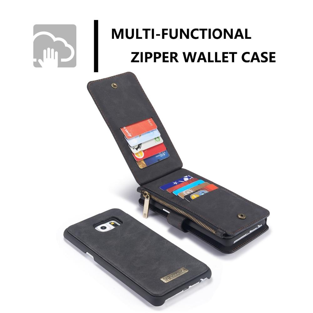 Telefonväska för äkta läderfodral för iPhone X 8 7 6 6s Plus 5s - Reservdelar och tillbehör för mobiltelefoner - Foto 4