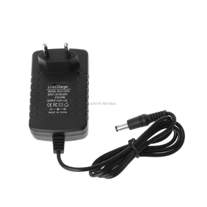 Image 2 - EU /US Plug 12.6V 2A 18650 Lithium Battery Charger DC 5.5MM x 2.1MM Portable Charger