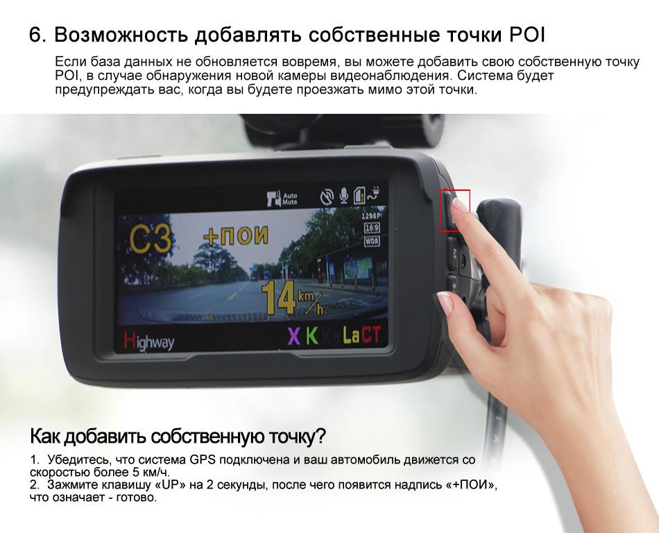 Radar Car DVR