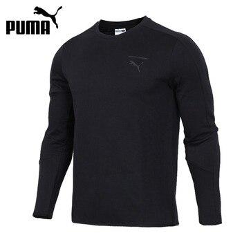 Original New Arrival 2018 PUMA Pace Primary Crew Men's  Pullover Jerseys Sportswear