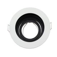 Цинковый сплав круглой формы модернизированное СИД детали корпуса