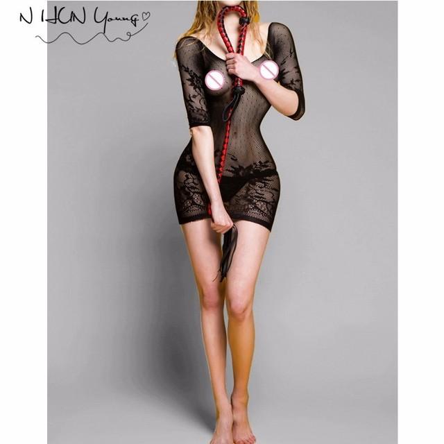 Fishnet Body stocking Bodysuits