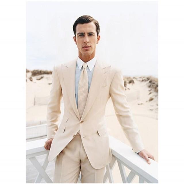 da di groomsman affari vestito smoking giacca Bianco uomo avorio xOIqwI40 321e7f40e9c
