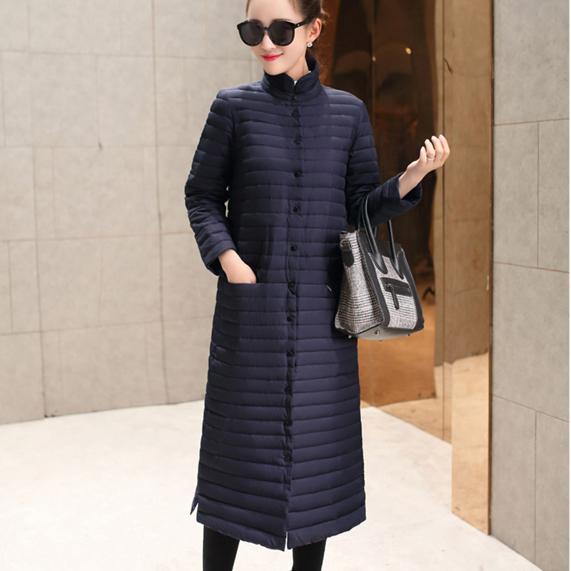 lägg till plus storlek s-6XL Coat Ultra varm vit Duck Down Jacket - Damkläder - Foto 6