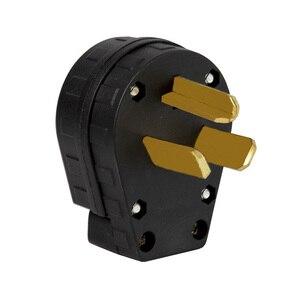 NEMA 10-30 P LK3331 30A 125v250v Americano fiação plugs plugs Industrial do motor