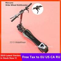 2019 más nuevo 48 V 500 W/1000 W Mercane WideWheel Scooter eléctrico inteligente plegable rueda ancha Kickscooter Motor Dual monopatín