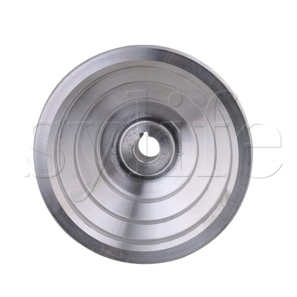28mm Bore 5 Step A Type V-Belt Pagoda Pulley Belt Outter Dia 54-150mm
