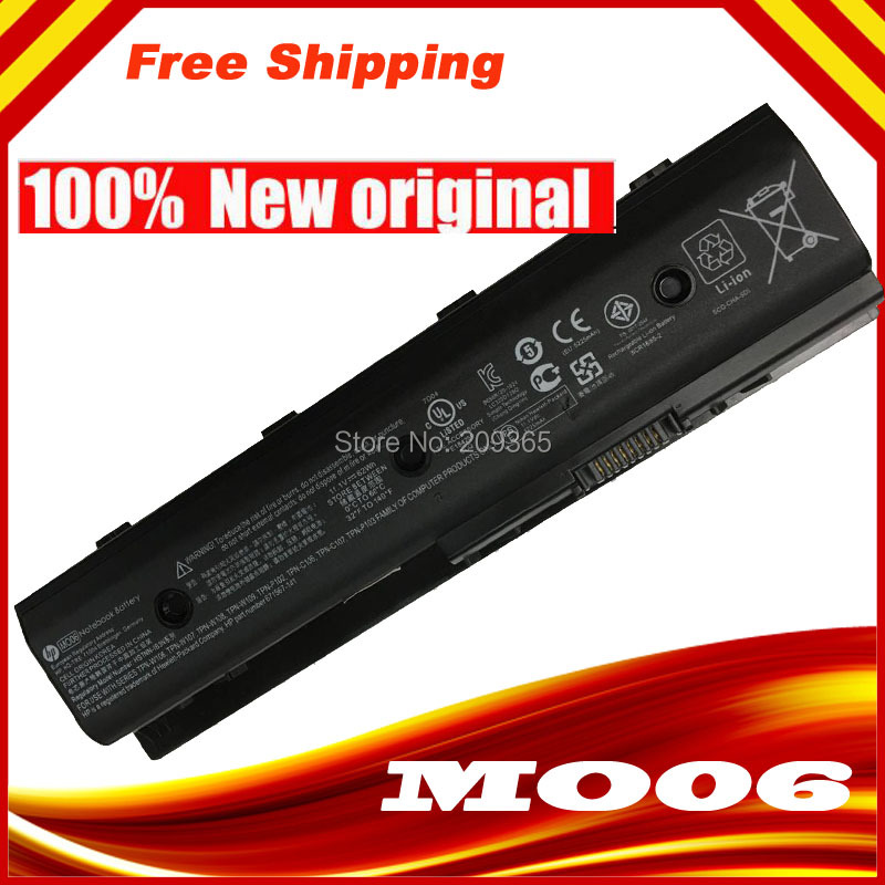 ФОТО 11.1V 62WH Laptop Battery MO06 For HP Pavilion DV4-5000 DV6-7002TX 5006TX DV7-7000 HSTNN-LB3N HSTNN-UB3P HSTNN-LB3P 671731-001