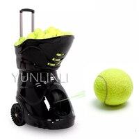 Теннис тренажер профессиональные и удаленного Управление Автоматическая подавать машина теннис автоматический машина сервера S4015