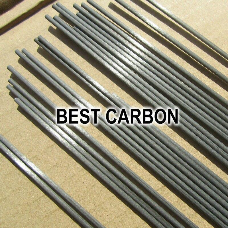 Dia. 2,0mm x 1000mm High Modulus Carbon Fiber Rod, Hohe festigkeit, Hohe Geradheit, langlebig-in Teile & Zubehör aus Spielzeug und Hobbys bei AliExpress - 11.11_Doppel-11Tag der Singles 1