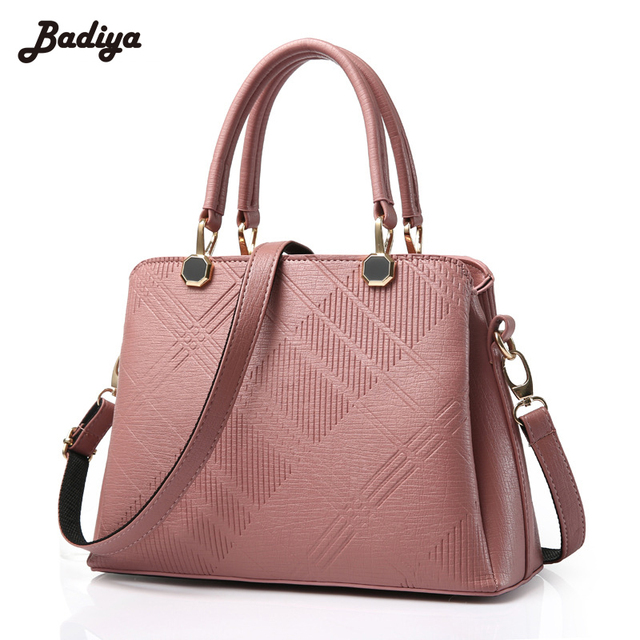 Vintage Luxury Female Bag Ladies Tote Bags  Handbag Women PU Leather Handbags Women Designer Shoulder Bags Fashion Handbags