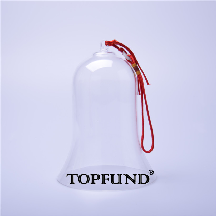 TOPFUND Clear Quartz Crystal Tuning Buddhist Bell favourite настенный светильник favourite wendel 1602 1w