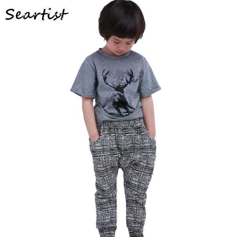 Seartist Baby Girls Boys Sports Pants Kids Long Harem Pants Toddler Cotton Trousers Leggings Baby Boy Girl Clothes 2019 New 48